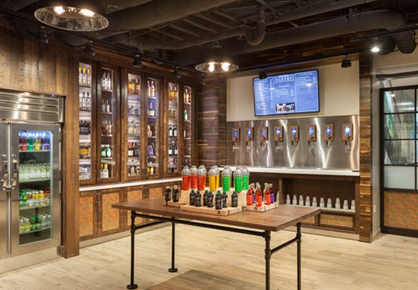 Central Pantry: Wine on Tap & More