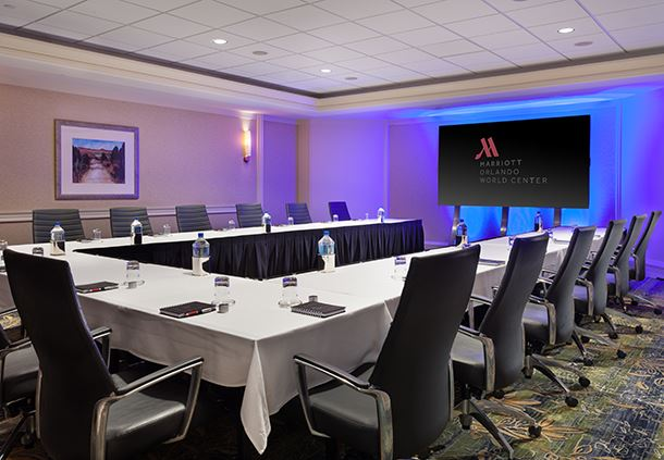 San Antonio Meeting Space