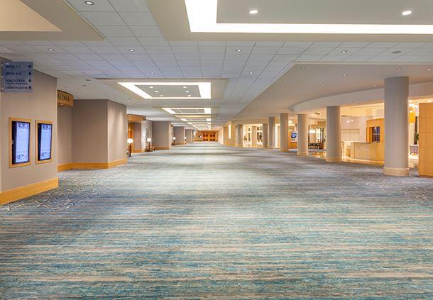 Crystal Ballroom Pre-function Area