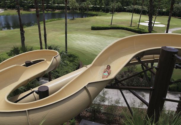 200-Foot slide