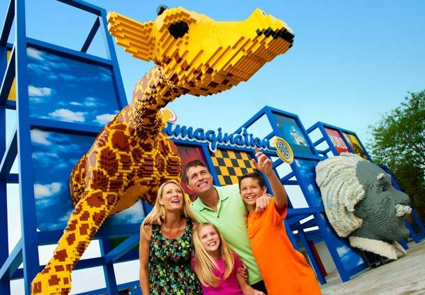 LEGOLAND® Family Fun