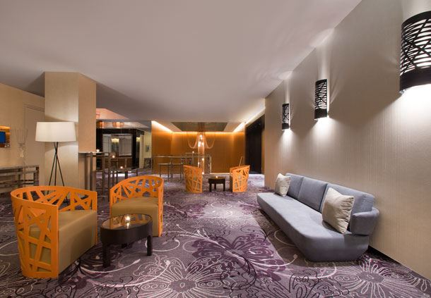 Pre-Function Area at Sheraton Melbourne