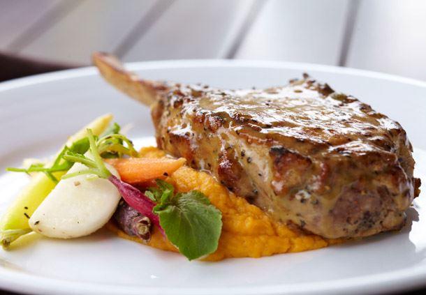 The House - Pork Chop