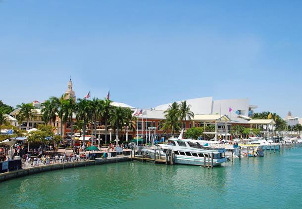 Waterfront Mall