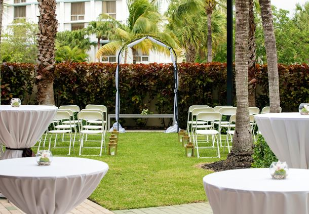 Weddings at Residence Inn Miami Airport