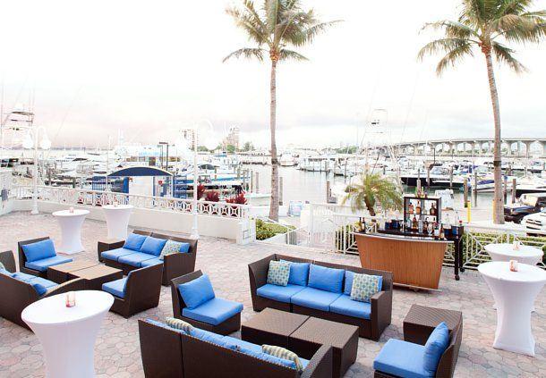 Marina Terrace Reception