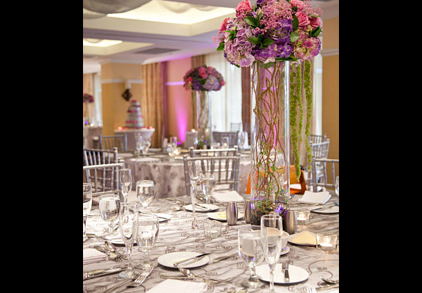 South Pointe Ballroom Wedding Details