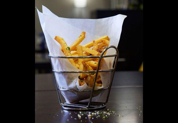 BLVD Truffle Fries