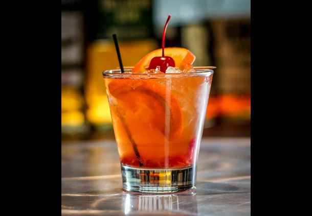 Southern Old Fashioned