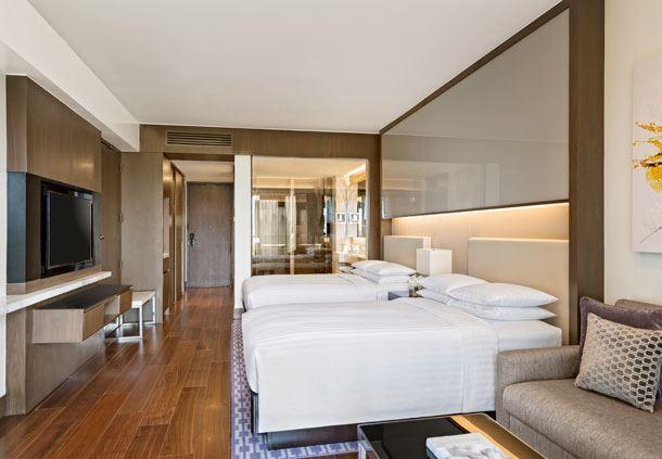Double/Double Premium Guest Room