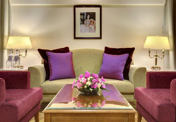 Premium Junior Suite - Living Area