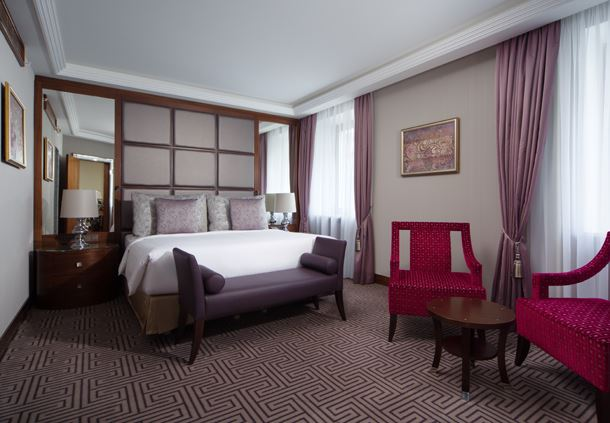 Borodin Suite - Bedroom