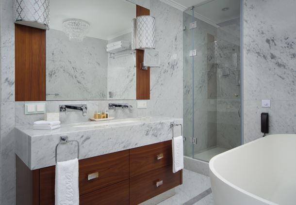 Borodin Suite - Bathroom