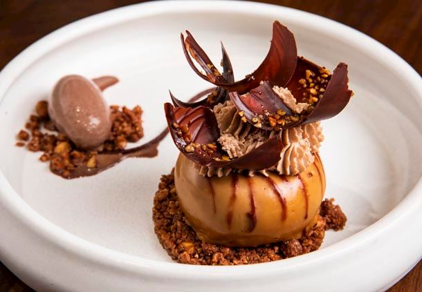 Tesoro - Pure Chocolate Emotion Dessert