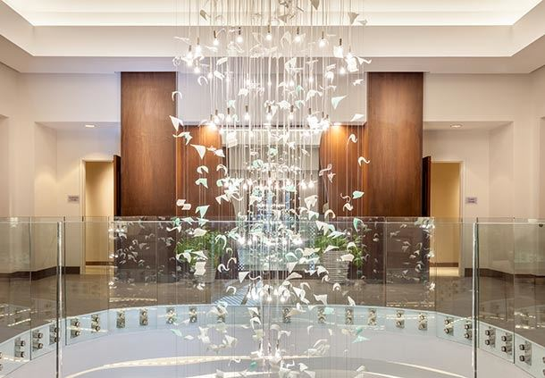 Spa by JW Chandelier