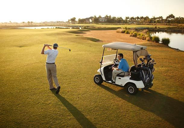 Golf at Marco Island Golf Resort