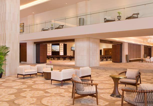Banyan Foyer