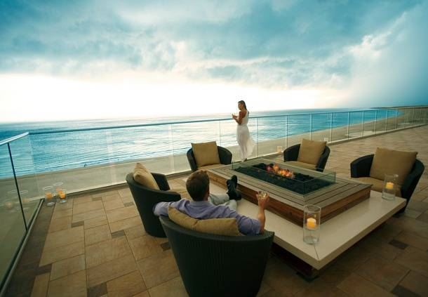 Presidential Suite Terrace