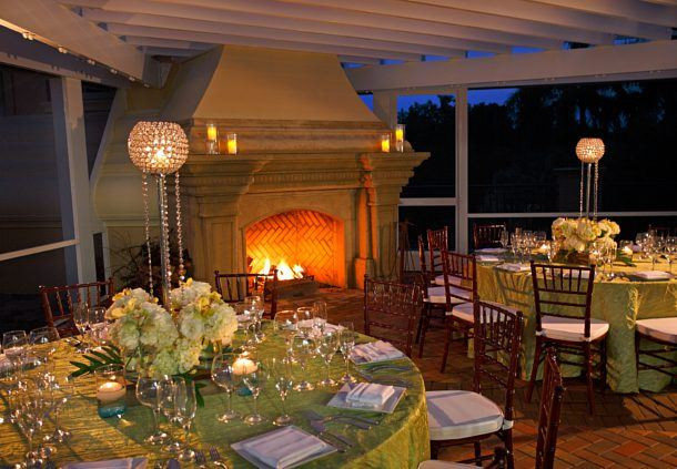Hammock Bay Terrace Reception