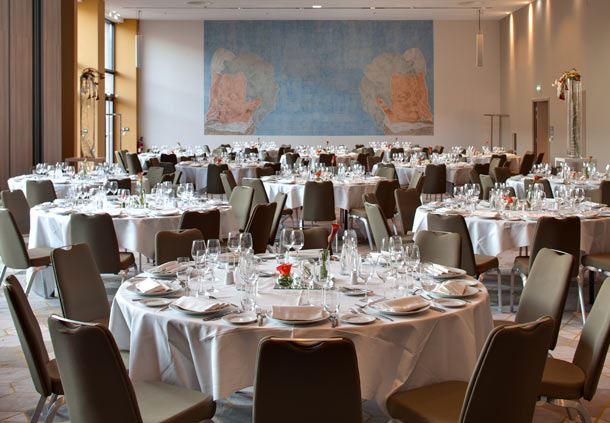 Caccavale Ballroom - Banquet Setup