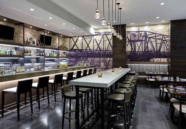 Cedar + Stone Restaurant - Bar