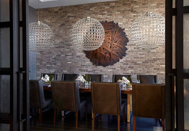 Cedar + Stone, Urban Table Private Dining Room