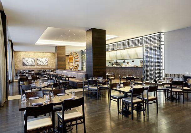 Cedar + Stone Dining Room