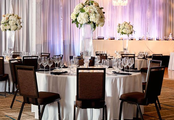 Wedding - Rounds Setup