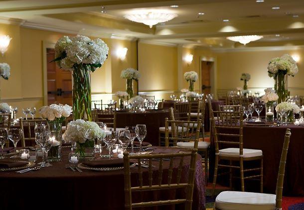 Patrons Ballroom Social Set Up