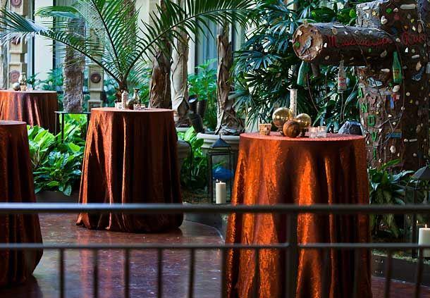 Indoor Atrium Sculpture Garden