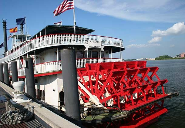 Natchez Steamboat