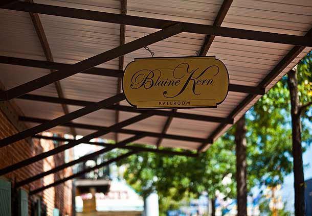 Exterior Blaine Kern Entrance