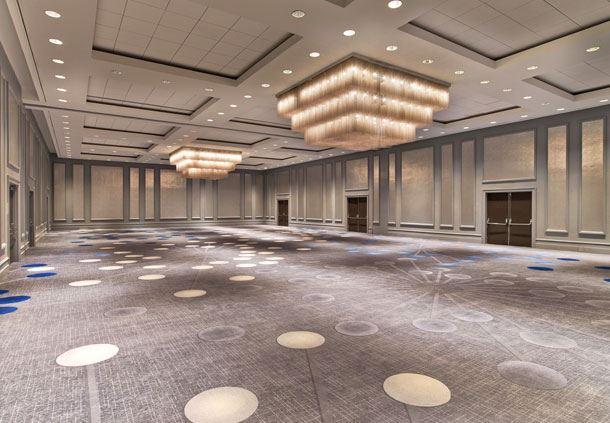 Esplanade Ballroom 1 + 2