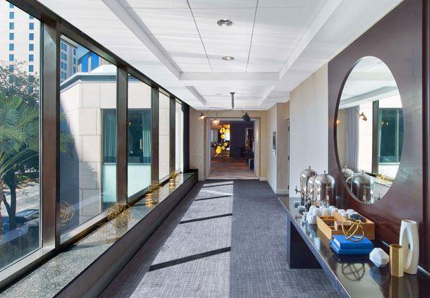 Meeting Space Corridor