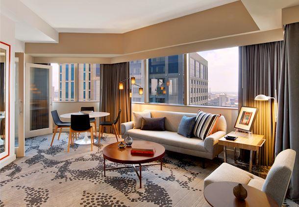 Luxury Suite Sitting Room