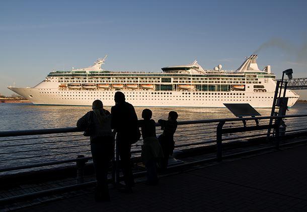 NOLA Cruise Terminal