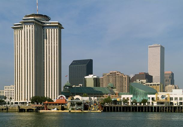 New Orleans Waterview