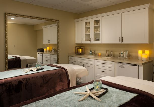 Partner Spa Treatment Room