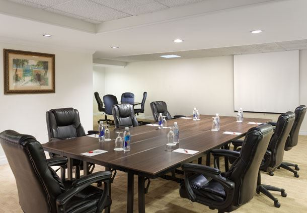 Conference Center - Board Room Set Up