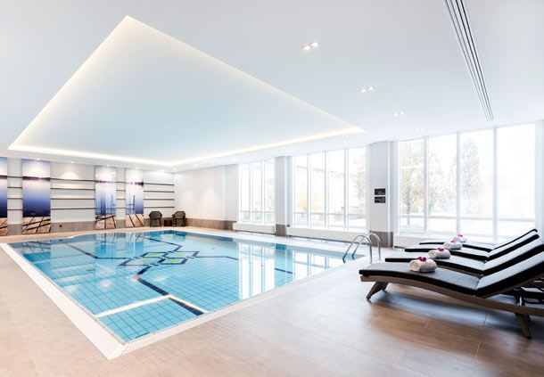LaVida - Fitness & Vital Lounge - Pool