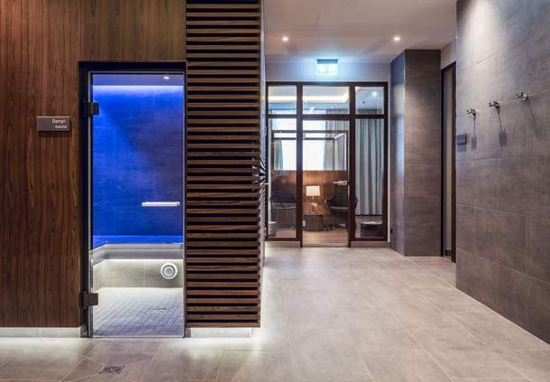 LaVida - Fitness & Vital Lounge - Steam bath