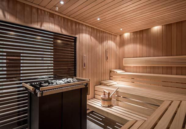LaVida - Fitness & Vital Lounge - Finnish sauna