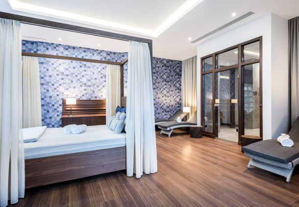 LaVida - Fitness & Vital Lounge - Relaxation room