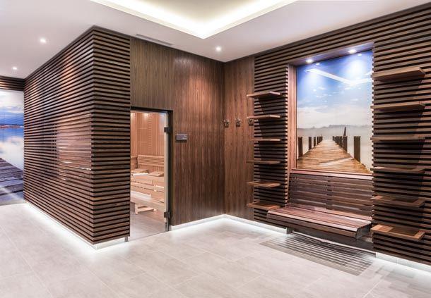 LaVida - Fitness & Vital Lounge - Wellness area
