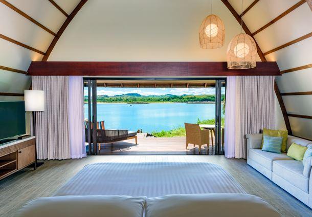 Royal Lagoon Bure Villa