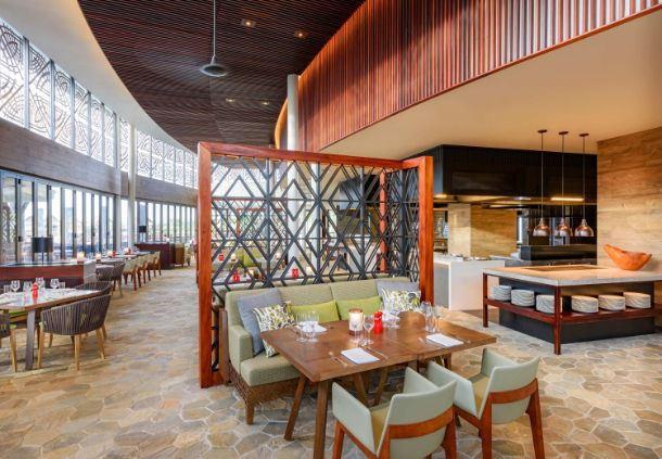 Goji Kitchen & Bar - Seating Area