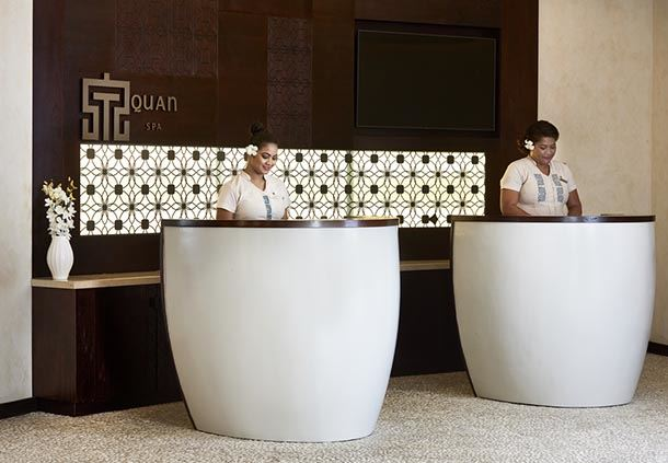 Quan Spa - Reception
