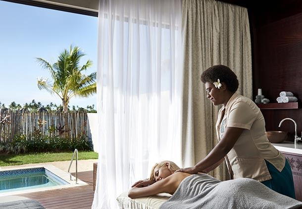 Quan Spa - Massage