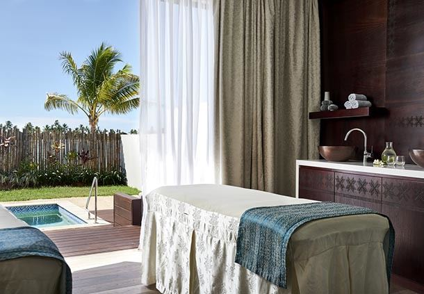 Quan Spa - Couple Treatment Room