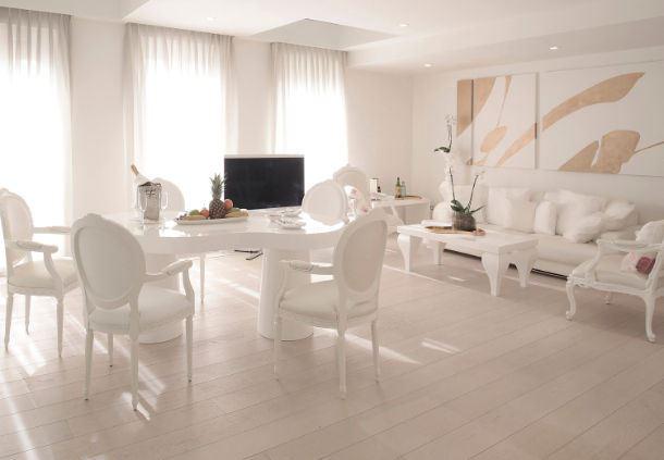 Boscolo Duplex Suite - Dining Area